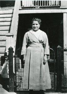 My Grandmother, Santa Dellutri