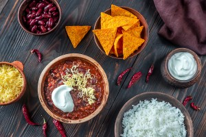 Bowl of Chili