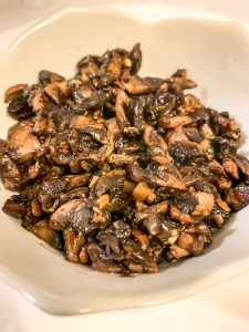 Mushroom Duxelles