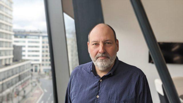 Vitesse CEO, Paul Townsend