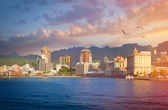 Port Louis is the capital and largest city of Mauritius