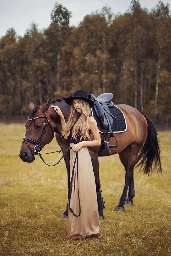 maja sieroń miss koń