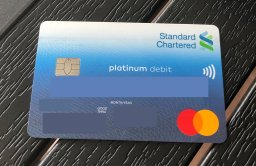 Standard Chartered JumpStart Debit Card