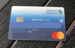 Standard Chartered JumpStart Debit Card