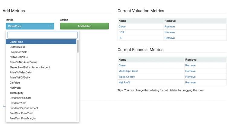 StocksCafe Stocks Profile5