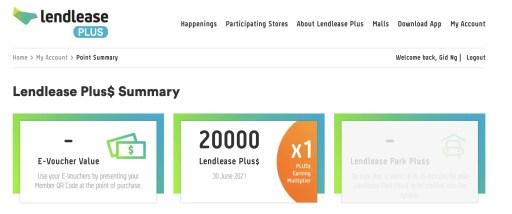 Lendlease Plus Portal 1
