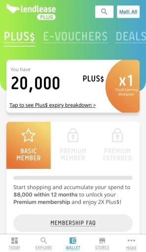 Lendlease Plus Track Premium Membership