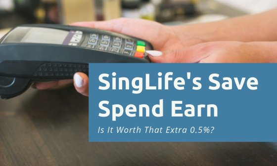 SingLife Save Spend Earn