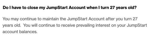 Standard Chartered JumpStart After 27