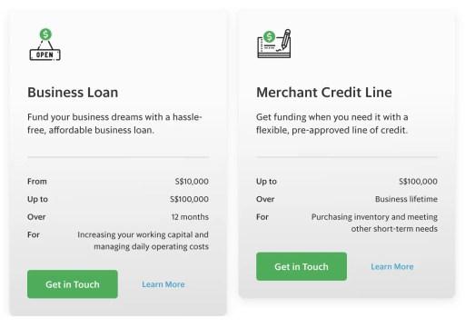 Grab Business Loans
