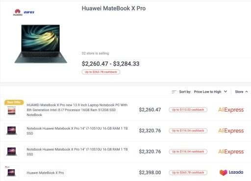 ShopBack Cashback Compare