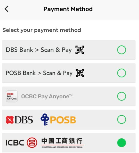 SoCash Payment Methods New