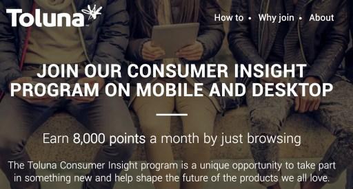 Toluna Consumer Insights Program