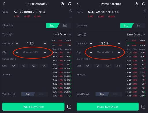 A35 vs G3B Tiger Brokers