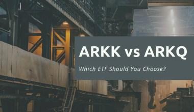 ARKK vs ARKQ