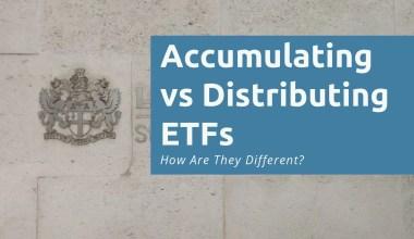 Accumulating vs Distributing ETF