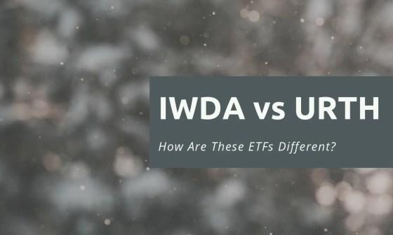 IWDA vs URTH
