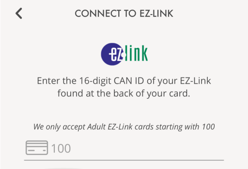 SNACK by Income EZ Link Link Card