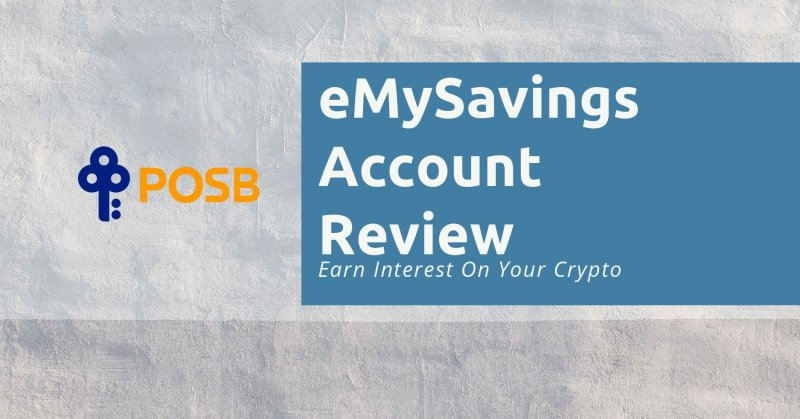 eMySavings Account Review
