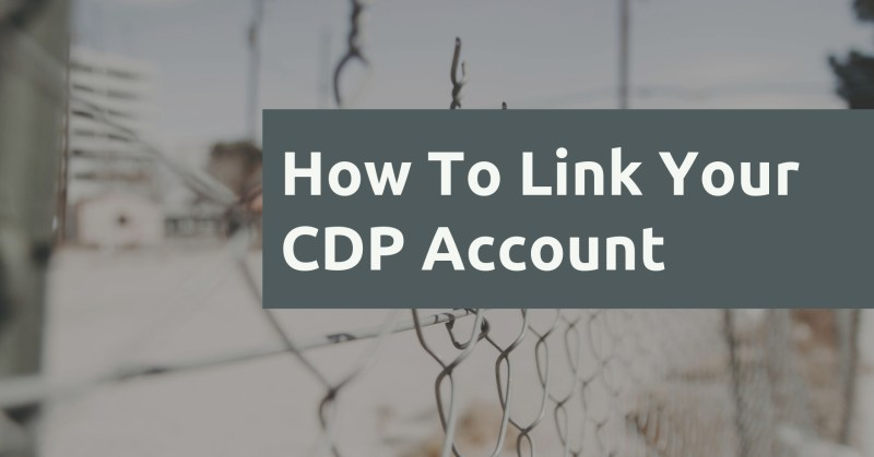 How To Link CDP