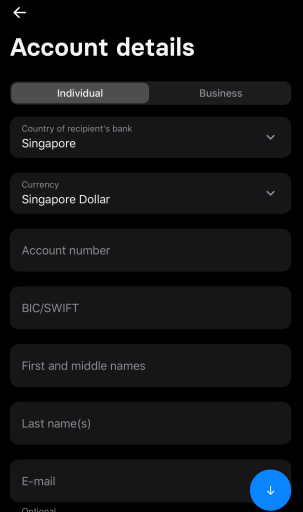 How To Withdraw From Revolut Account Details