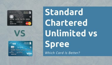 Standard Chartered Unlimited vs Spree