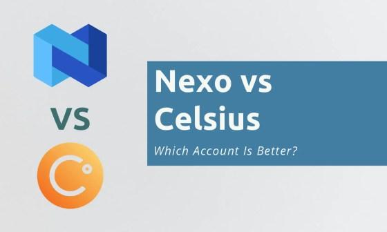 Nexo vs Celsius