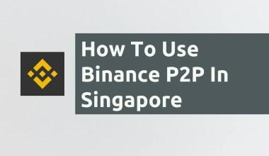 Binance P2P Singapore