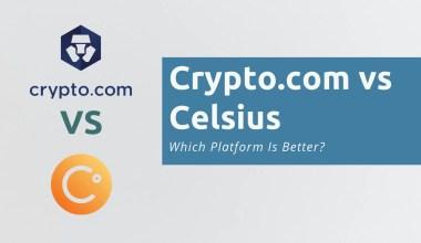 Crypto.com vs Celsius