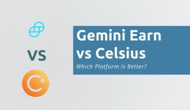 Gemini Earn vs Celsius