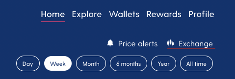 Luno Access Exchange Platform