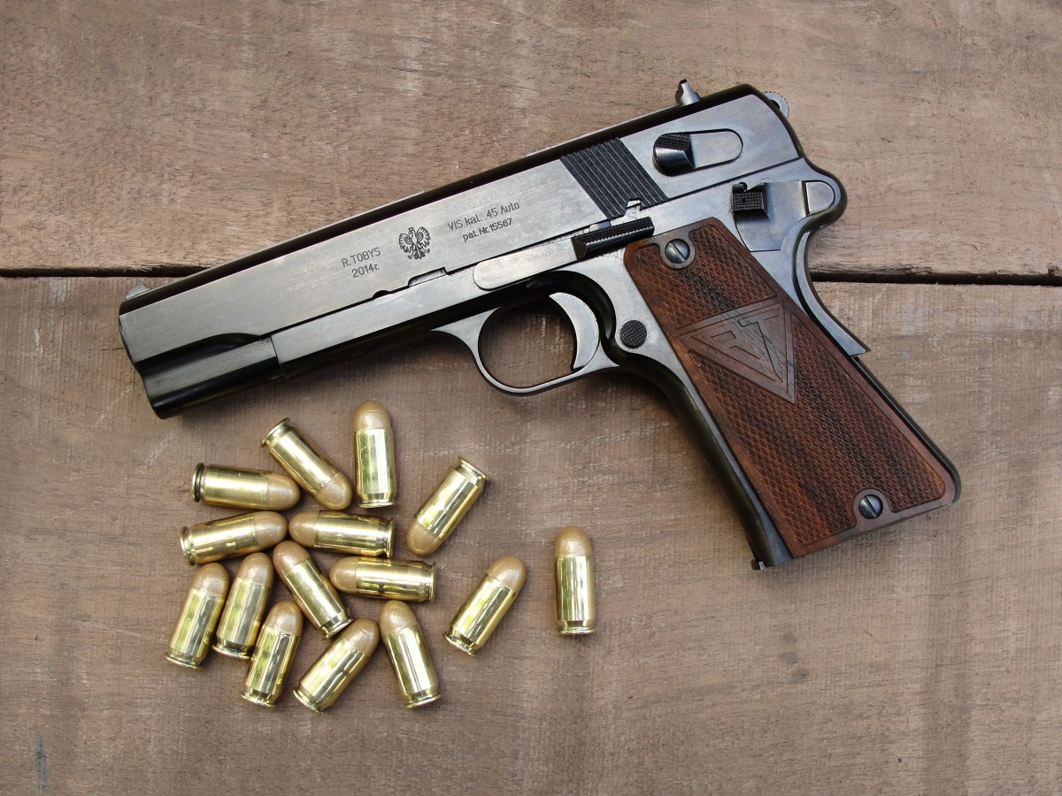 Gorgeous Replicas Of Vis Wz 35 In 45 Acp And Wz 38m