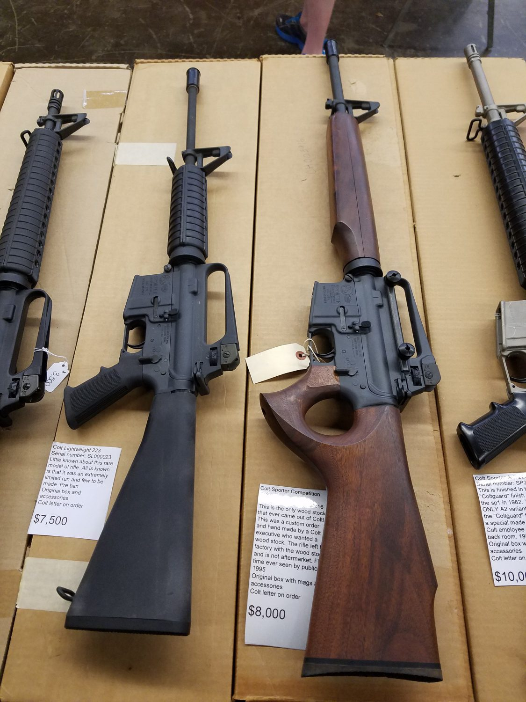 Ar Wood Stock : stock, Potentially, AR-15, Rifles, Found, Firearm
