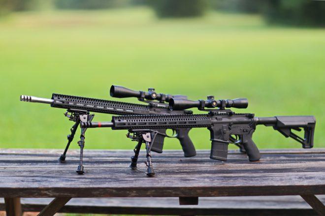 New G2 Precision Team Never Quit Mk12cf Spr  The Firearm