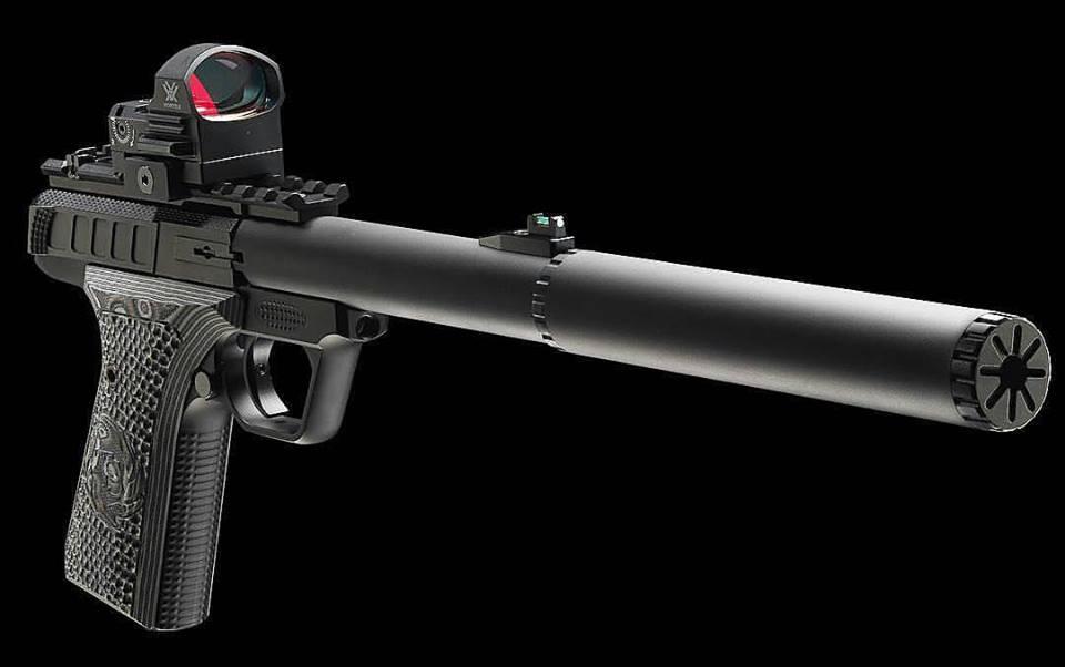New Rimfire Tacsol Tlp22 Pistol  The Firearm Blogthe