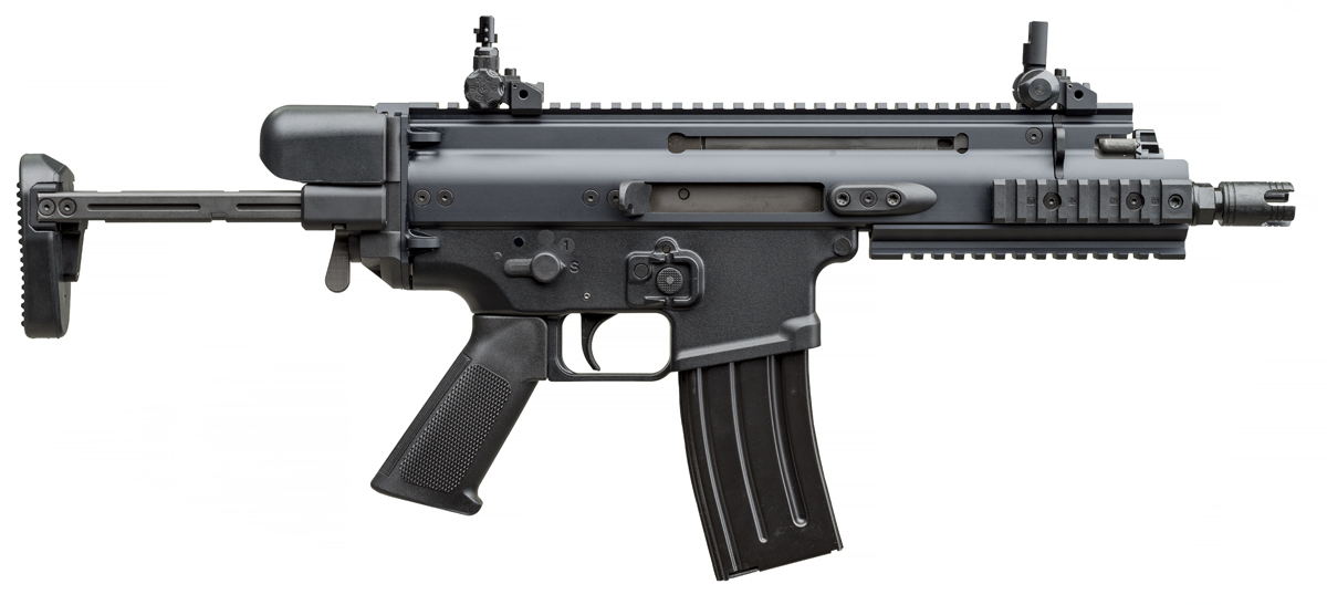 New Buttstock For The Fn Scarsc Subcompact Carbine  The