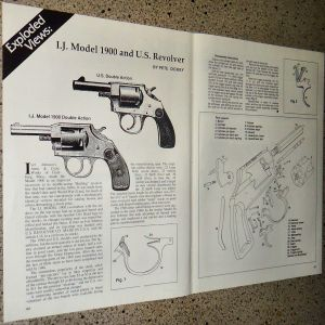 H&R Young America Double Action 7shot 22 cal revolver