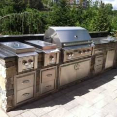 Outdoor Kitchen Modules Portable Kitchens Modular Cabinets Entertaining Summerset Grill Building An