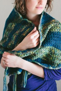 Free Pattern: The Power of a Prayer Shawl | The Firefly Hook