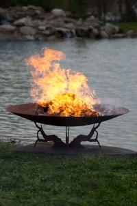 Earth & Sky Firebowl | The Fire Pit Gallery