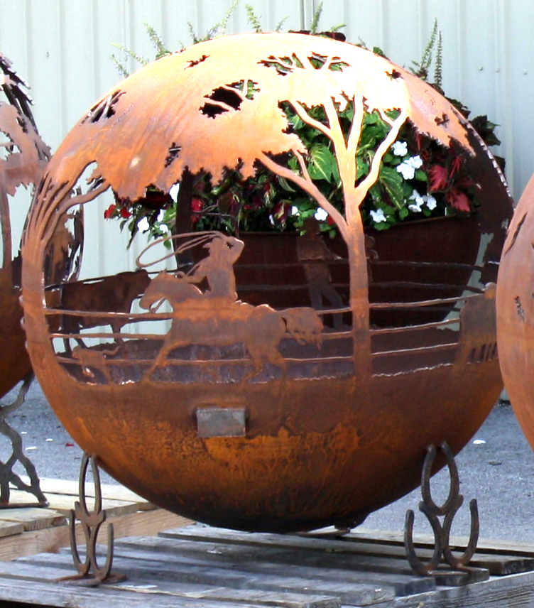 Fire Pit Sphere  Round Up  The Fire Pit Gallery