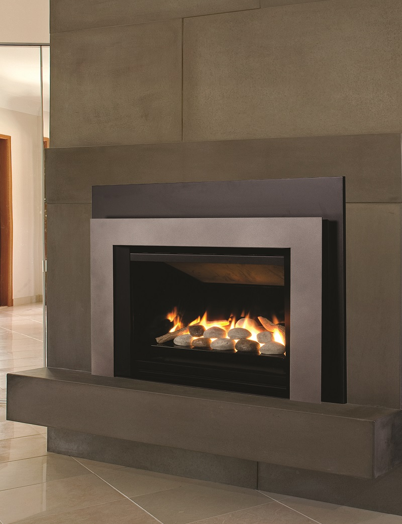Fireplace Wood Inserts Valor Gas Insert - Legend G3.5 Gas Insert - The Fireplace Club