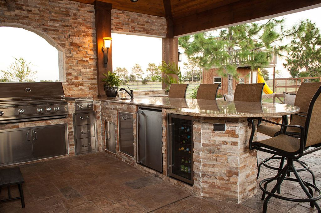 Outdoor Kitchens  Fireplaces Long Island  The Fireplace