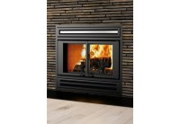 SBI Valcourt Manoir Wood Burning Fireplace
