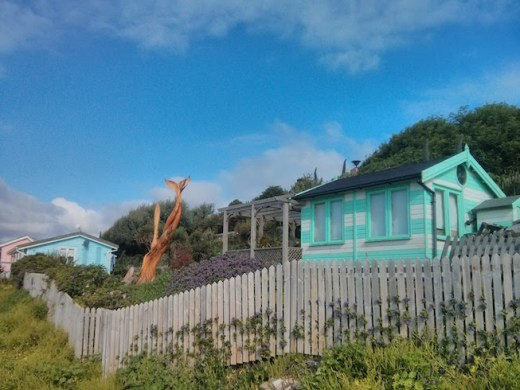 Isle of wight cabins