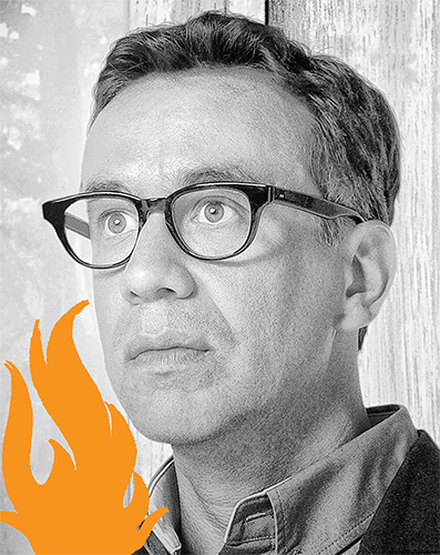 Actor and Musician Fred Armisen