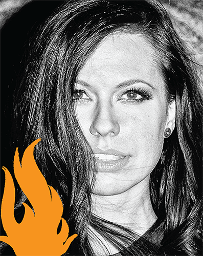 Singer-songwriter Joy Williams