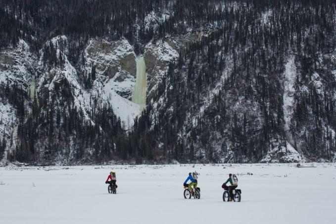 Blackbird Falls WI5, Chitina River, AK (Photo: Andrew Burr)