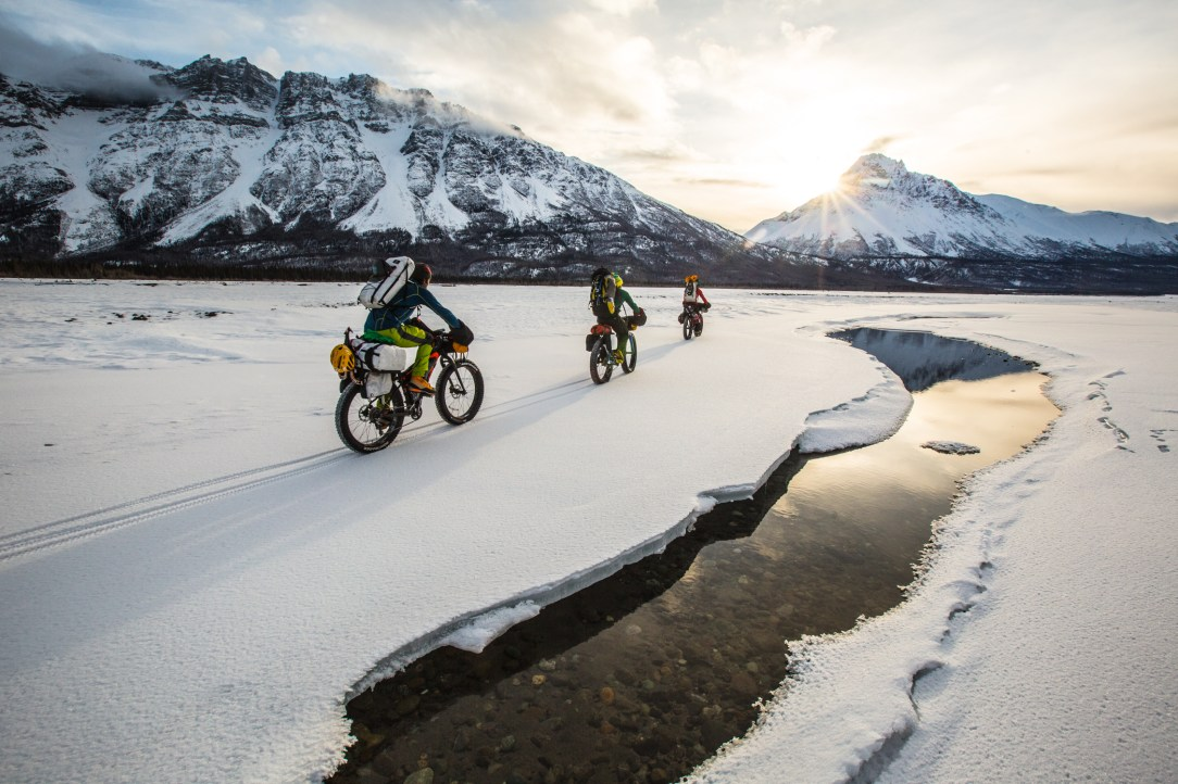Nizina River, Wrangells St. Elias National Park, AK (Photo: Andrew Burr)