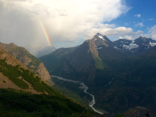 Polar Bear Peak in Chugach State Park. Photo: Katie Strong